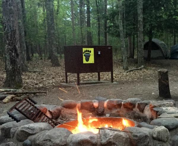 Up North Field Trip - It's Always the Quiet One